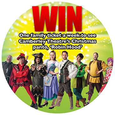 Play today to be in with a chance to WIN Theatre Tickets!
